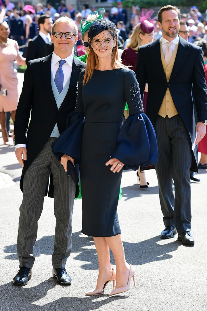 Guests At Royal Wedding.Royal Wedding Dress Code The Guests That Broke It Marie Claire