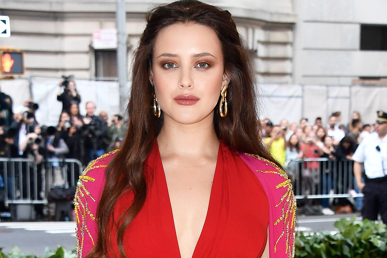 Katherine Langford On 13 Reasons Why Fame And Social