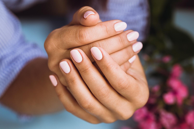 Cute short acrylic nails - New Expression Nails
