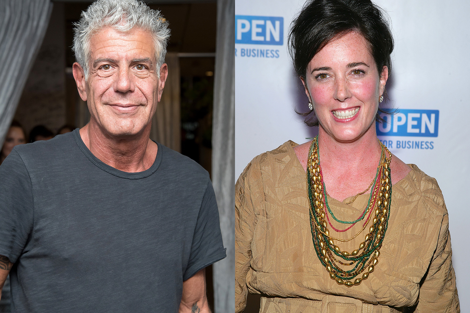 Kate Spade And Anthony Bourdain S Deaths The Important Takeaway Marie Claire Australia