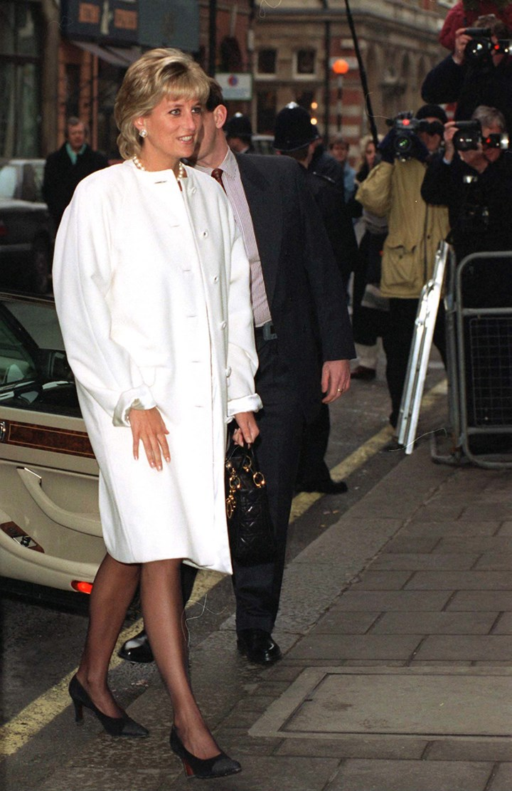 Princess Diana S Best Style Moments Marie Claire Australia