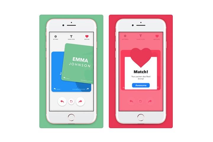 31++ Baby names app like tinder information
