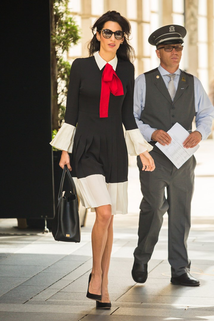 Amal Clooney's Best Style Moments To Date | Marie Claire Australia