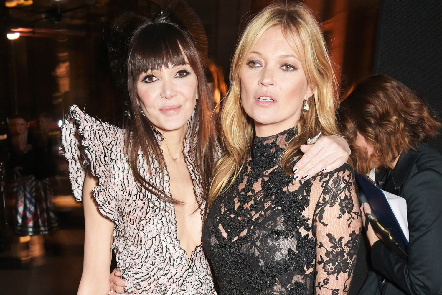 Kate Moss Pays Tribute To Best Friend Annabelle Neilson Marie Claire Australia