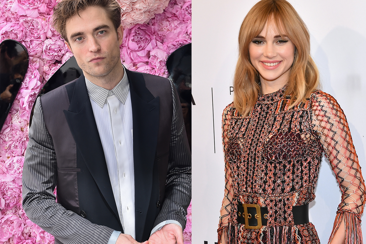Hvem er dating robert pattinson