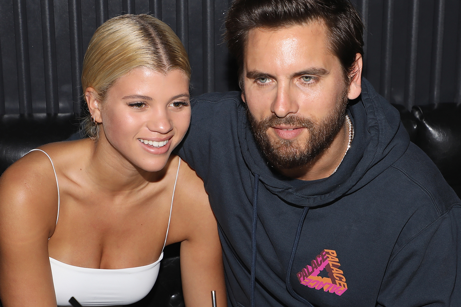 who is scott disick girlfriend