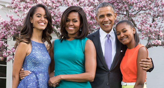 Inside The Obamas' Incredible New DC Digs