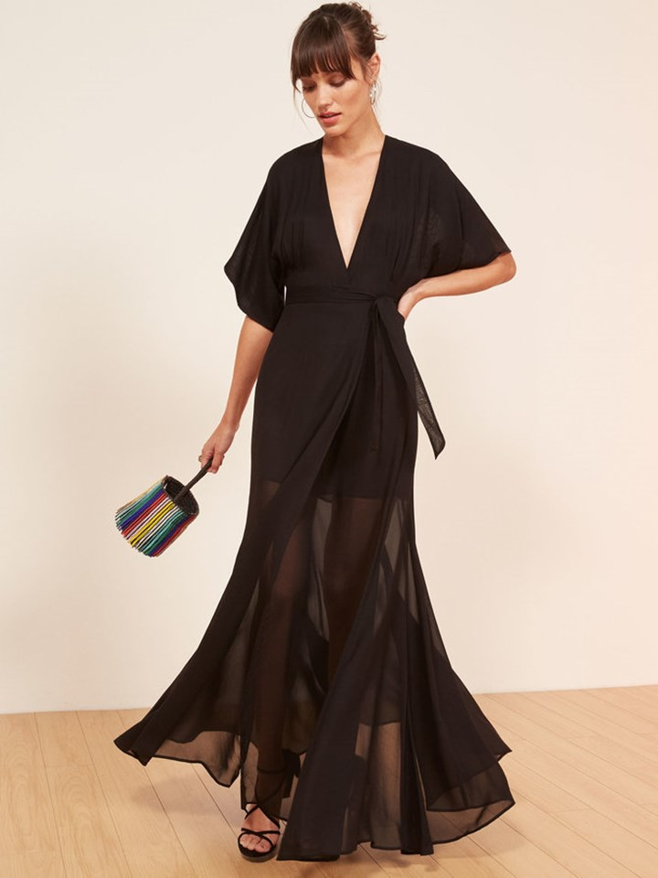 Can I Wear Black To A Wedding.Can You Wear Black To A Wedding Marie Claire Australia