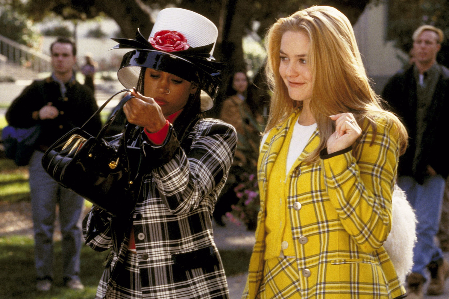 90s Fashion: 13 Outfits You Won't Believe | Marie Claire ...