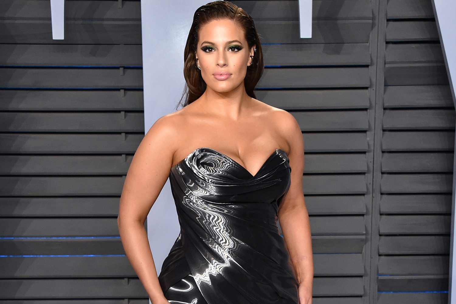 Famous plus size models names