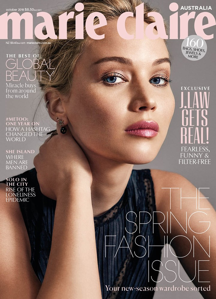 d86a01aa5c9 Jennifer Lawrence The Face Of Dior's New Joy Perfume | Marie Claire ...