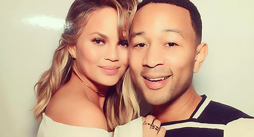 Will Chrissy Teigen & John Legend's Second Child Be a Boy?
