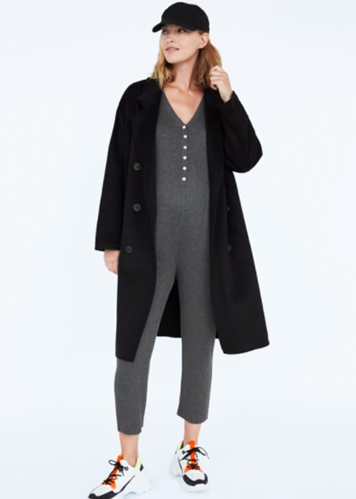 4bc601f9cf82f Zara Launches Maternity Collection: shop the range | Marie Claire ...