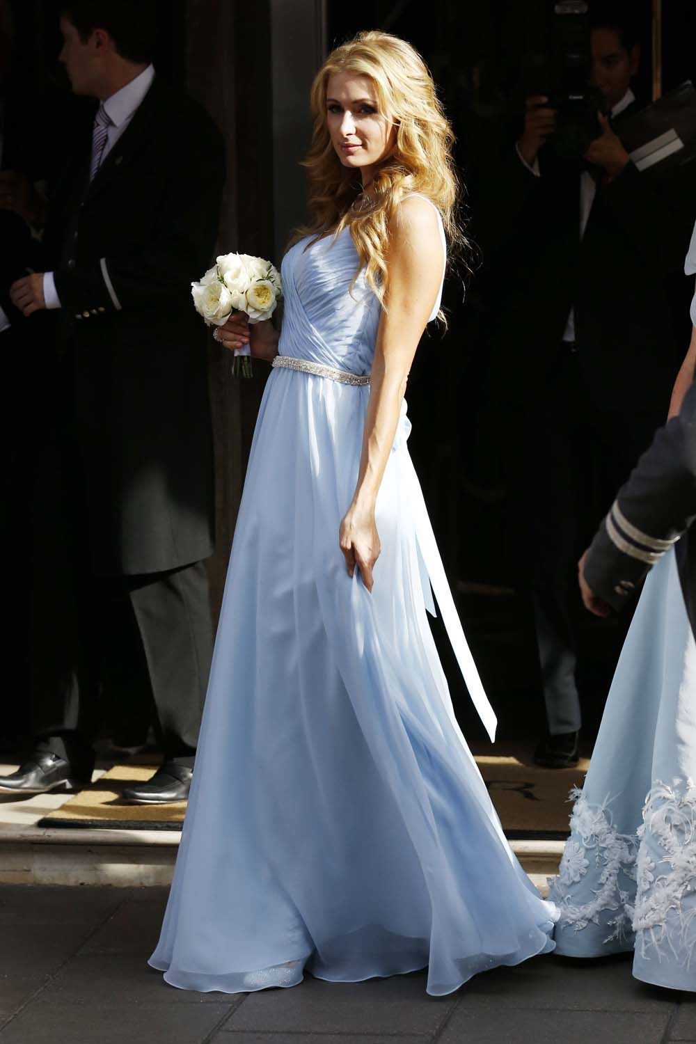 21 Celebrities Who Made The Perfect Bridesmaids | Marie Claire Australia