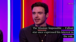 'Game of Thrones' Actor Richard Madden Rumored For Bond