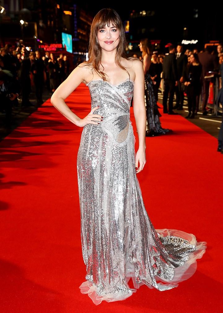 Dakota Johnson S Best Ever Red Carpet Dresses Marie Claire Australia