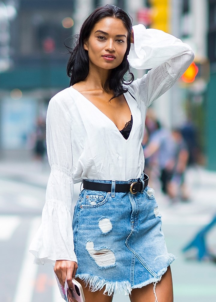 58b542d4bc In 2011, Shanina Shaik became the fifth Australian to be cast in the  Victoria's Secret Fashion Show. The Melbourne-born model's career instantly  skyrocketed ...