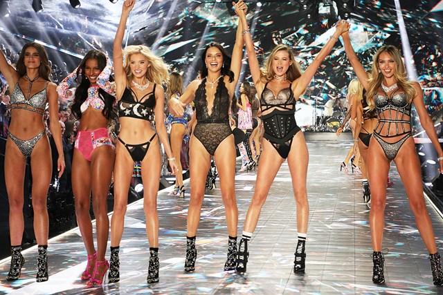 64a8df25170d Inside The 2018 Victoria's Secret Fashion Show. Despite 1.6 billion people  tuning into ...