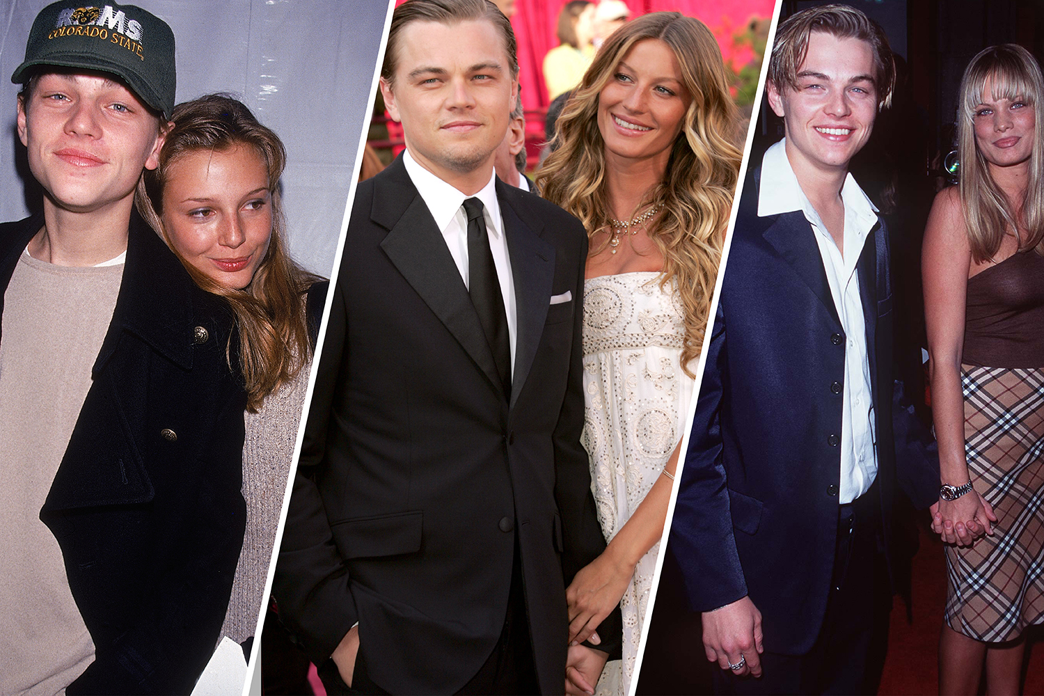 Leonardo Dicaprios Dating History A Timeline Of His Relationships