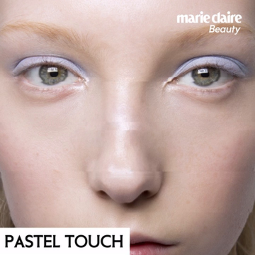 Beauty trend book FW18/19: Pastel Touch