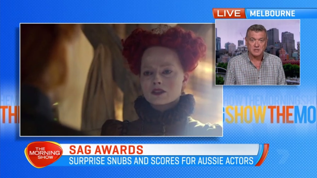 Margot Robbie receives SAG Awards nomination, Nicole Kidman subbed