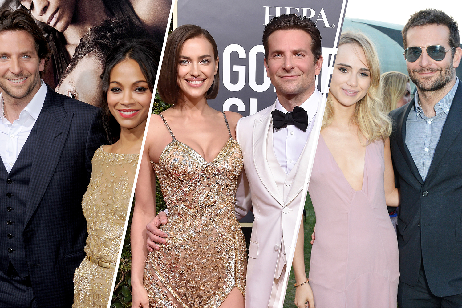 Bradley Cooper's Dating History: A Timeline Of His