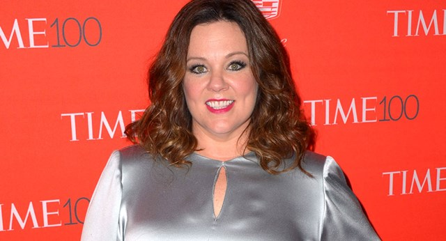 Your First Look At Melissa McCarthy On The Set Of 'Gilmore Girls'