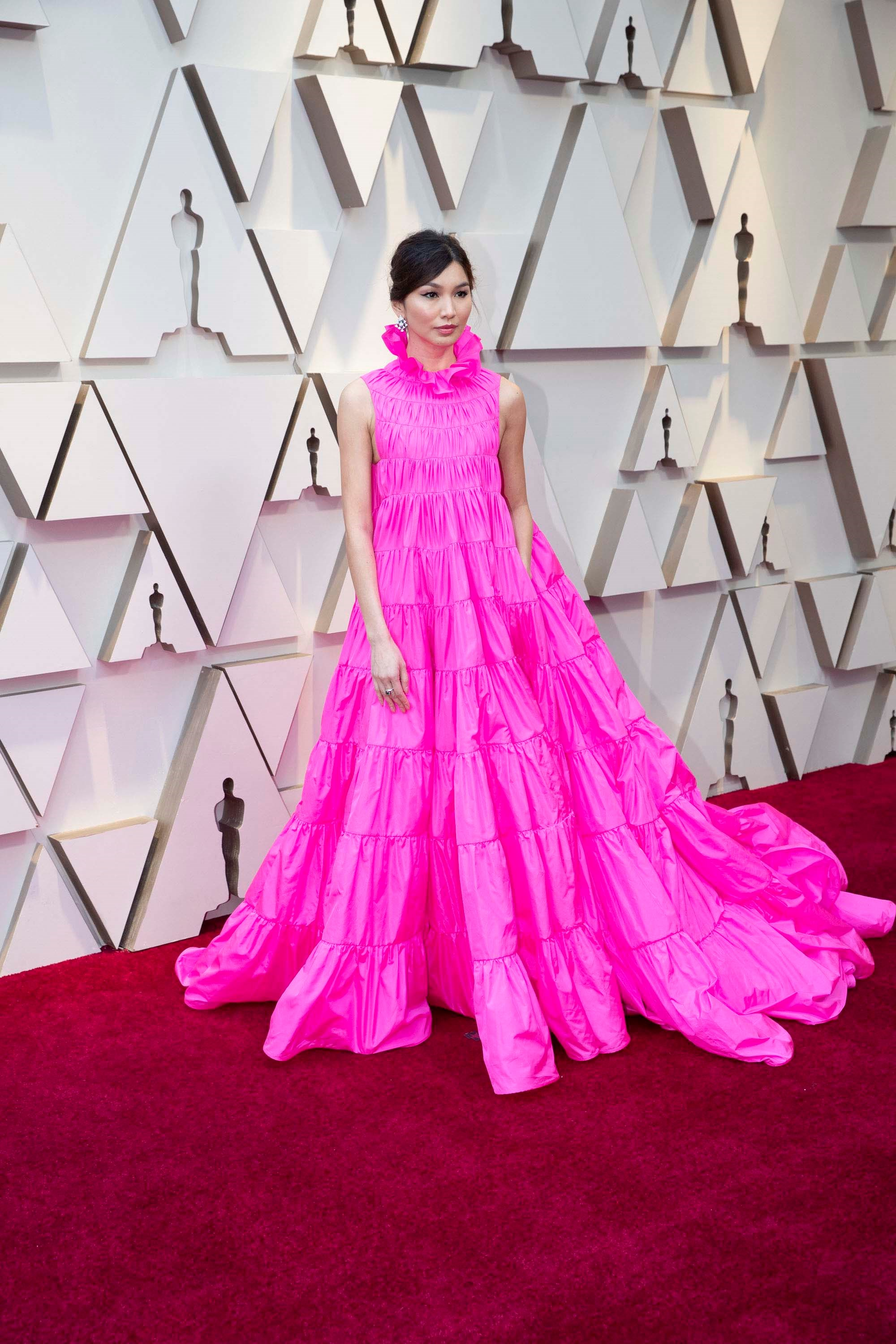 The Oscars 2019: Best Dressed From The Red Carpet | Marie ...