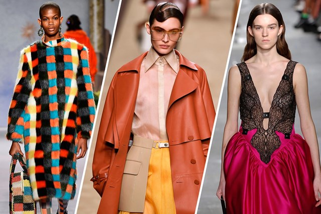Every Runway Trend Worth Knowing From The Autumn Winter 2019/2020