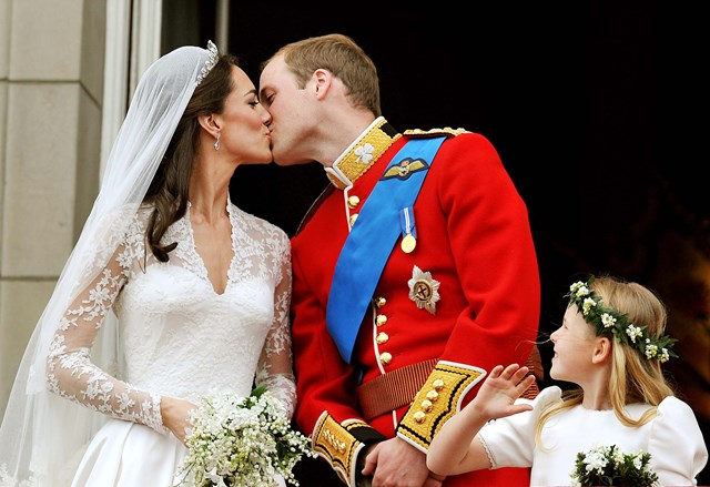 Prince William Wedding.Prince William Told A Joke At The Altar Of The Royal Wedding