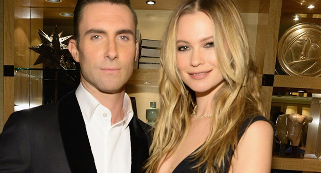 Adam Levine Shares Stunning Photo Of Pregnant Behati Prinsloo