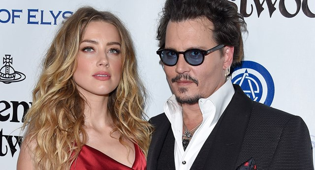 Johnny Depp Accused Amber Heard Of Cheating With Bloody Message