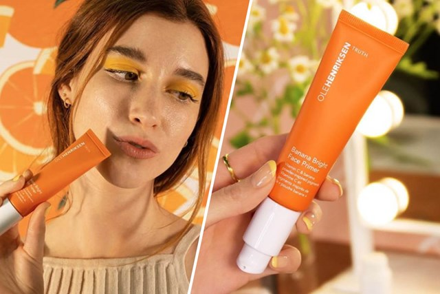 Banana Bright Face Primer  by ole henriksen #11