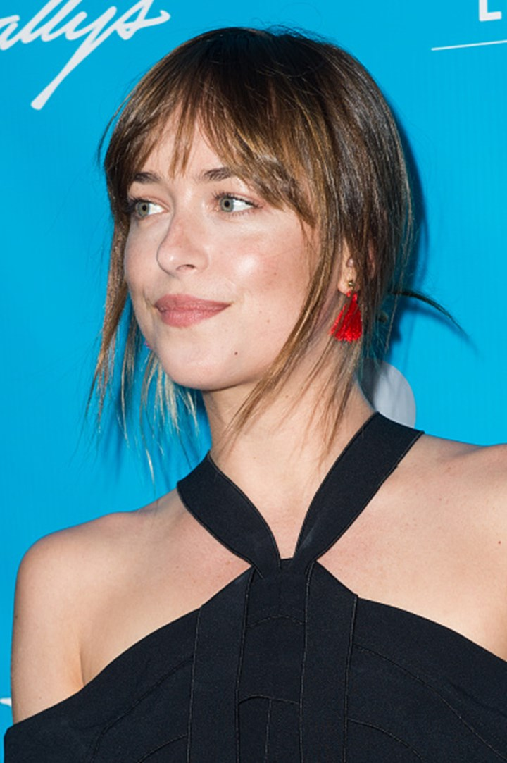 Dakota Johnson Hair Best Worst Photos Marie Claire Australia