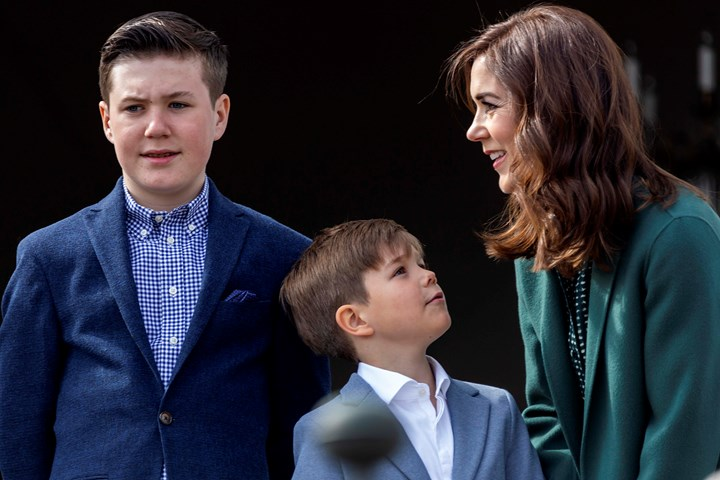 Here's What The Danish Royal Children Look Like Now | Marie Claire