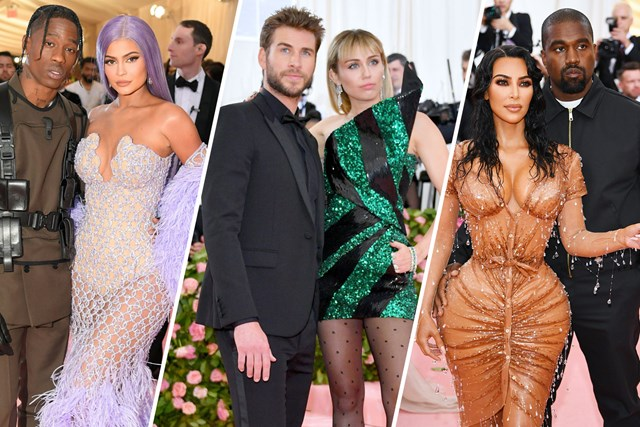 d55b4b7a90367 Met Gala 2019: All The Celebrity Couples On The Red Carpet | Marie ...