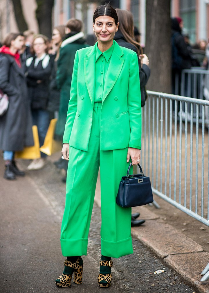 Green with what matches 19 Green