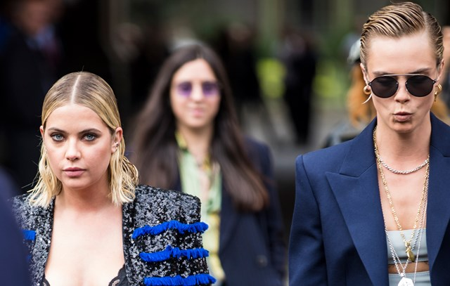 Cara Delevingne And Ashley Benson Have Moved In Together Marie