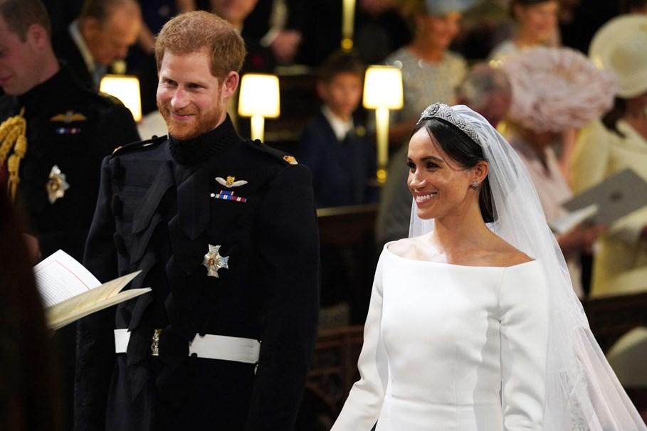 Meghan Markle Breaks Her Silence On The Royal Wedding