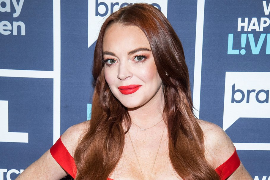Lindsay Lohan Confirmed As Judge On New Australian Singing Competition