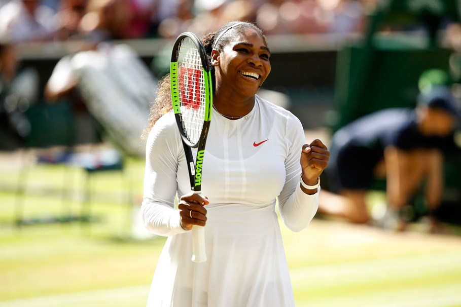 Turns Out, 1 In 8 Men Think They Can Beat Serena Williams In A Game Of Tennis