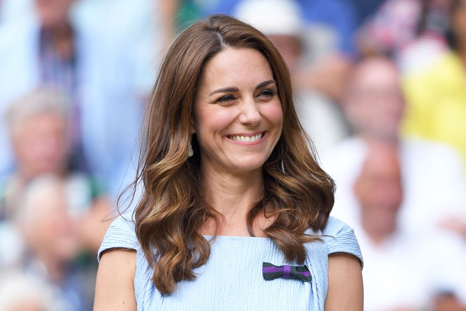 Kate Middleton Receives A Surprise Gift For Prince Louis From Tennis Legend