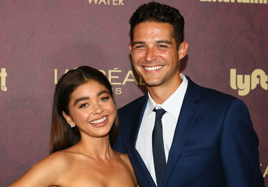'Modern Family' Star Sarah Hyland And Wells Adams Are Engaged!