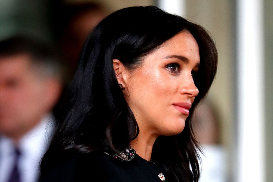Meghan Markle Makes A Difficult Confession About Royal Life