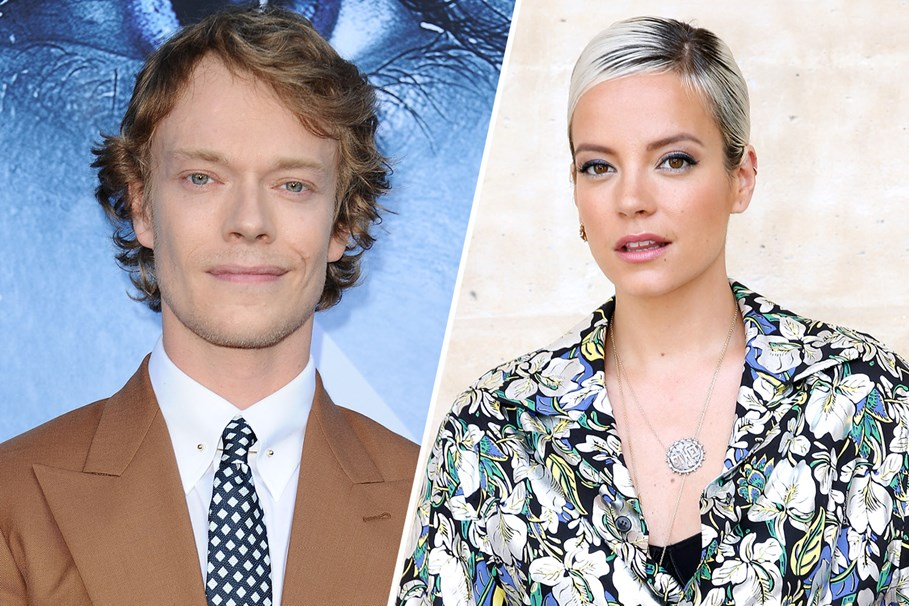 People Are Only Just Realising That 'Game of Thrones' Star Alfie Allen And Lily Allen Are Siblings