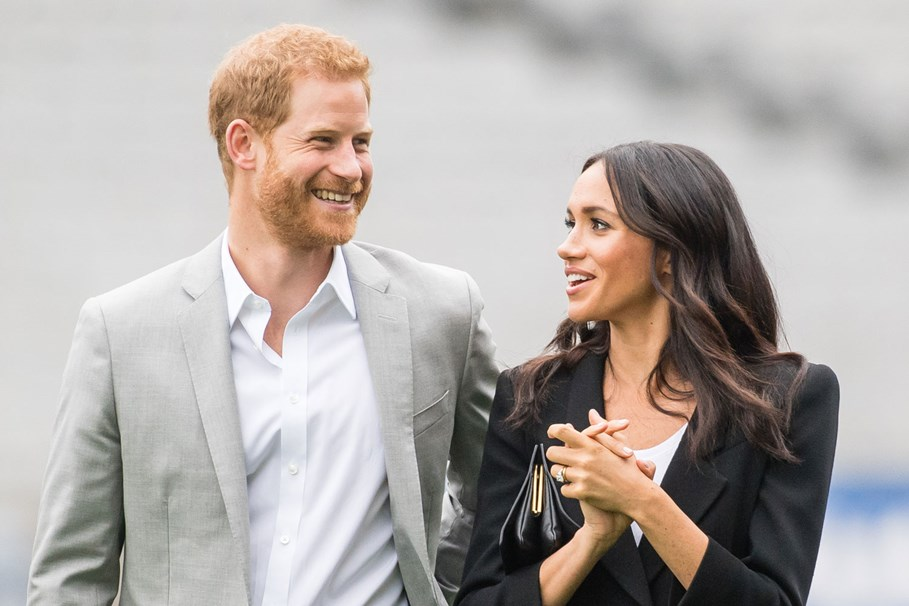 Meghan Markle And Prince Harry Announce Name Of Their New Foundation