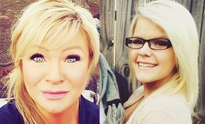 Chilling 911 calls from two Texas sisters murdered by mother released