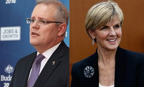 Why Won't Julie Bishop And Scott Morrison Reveal Their Stance On Gay Marriage?