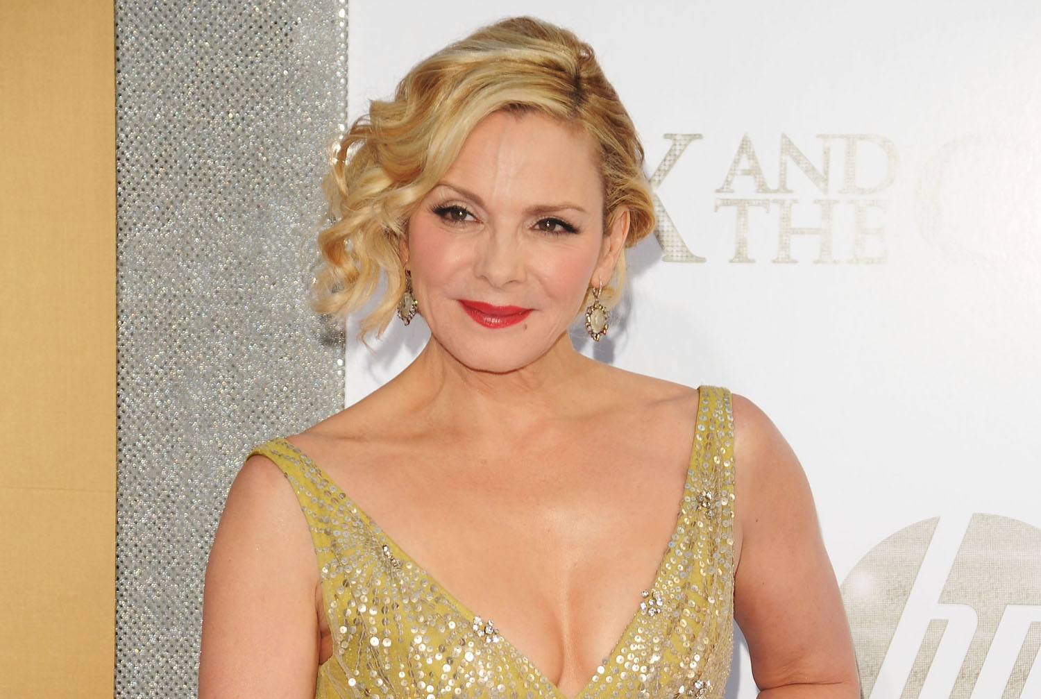 Kim Cattrall Just Addressed The 'Sex And The City' Feud ...