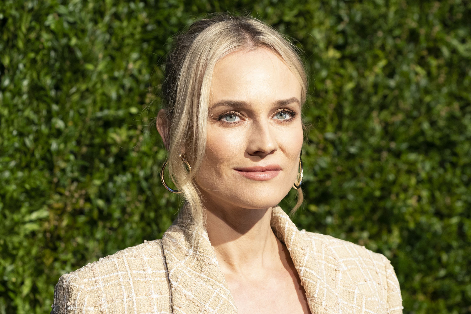 Diane Kruger Shared A Rare Photo Of Her Baby Daughter